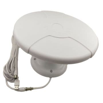 OMNI DIRECTIONAL EXTERNAL ANTENNA digital aerial freeview HIGH GAIN AMPLIFIER